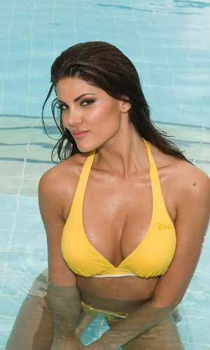 Natalia Anderle - Brezilya